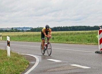 Zawody triathlonowe przeniosły się z Częstochowy do Mstowa