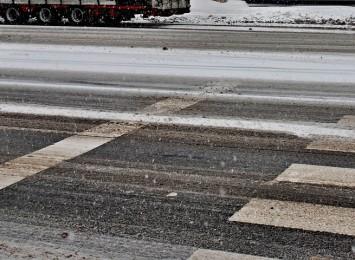 Przejezdne są wszystkie drogi w powiecie, informują służby w starostwie częstochowskim