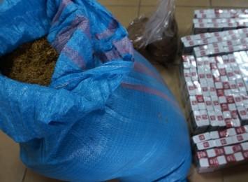 Nielegalny tytoń w rękach straży granicznej