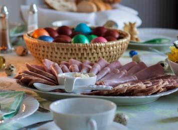 Śniadanie Wielkanocne od Adullam dla potrzebujących w innej formie