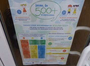 """W dwa dni częstochowianie złożyli prawie 2 tys. wniosków o """"500 plus"""" na pierwsze dziecko"""