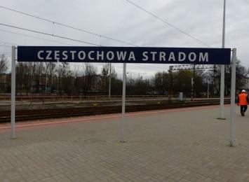 Są utrudnienia na kolejowej trasie Częstochowa- Lubliniec