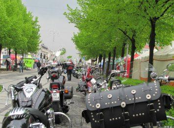 Pojadą motocyklami na Jurę po województwo częstochowskie