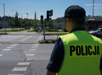 Dzisiaj (17.07.) w Częstochowie policja prowadzi akcję NURD