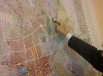 Mieszkańcy Kiedrzyna znów zaniepokojeni planami rozbudowy korytarza północnego