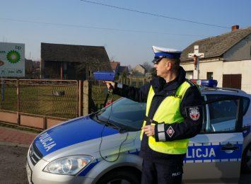 To był pracowity weekend dla policjantów z drogówki, posypały się mandaty