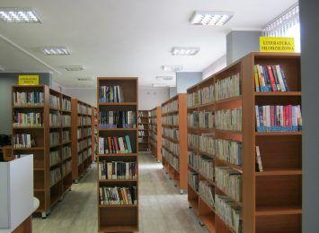 Biblioteki działają po przerwie. Otwarte też filie i możliwe wypożyczanie