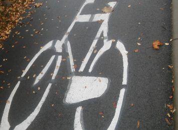 Nowa ścieżka rowerowa w Śródmieściu