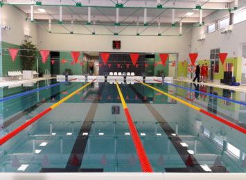 Pływacy z Częstochowy trenują chociaż jest to utrudnione