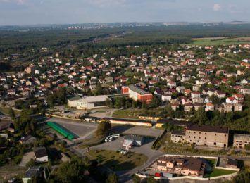 Wakacje w mieście na bogato - również poza naszym miastem, polecają się Łazy