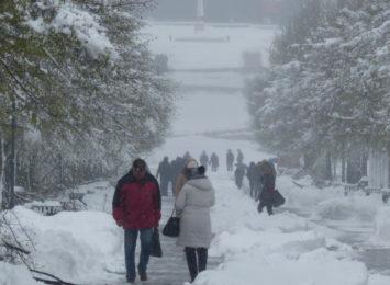 Już od weekendu zarząd dróg rozpoczął przygotowania do akcji zima
