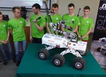 W tym tygodniu zespół PCz Rover Team wylatuje do Stanów Zjednoczonych