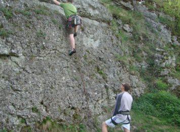 Będzie więcej skał do wspinania