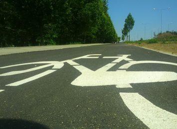 Infrastruktura rowerowa rozrasta się w mieście i poza nim