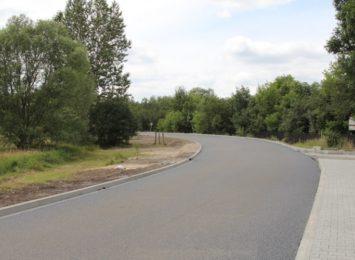 Rozpoczęła się przebudowa drogi w Zawadzie koło Mstowa