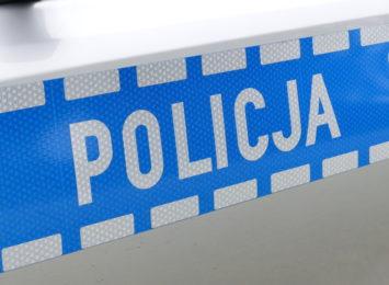 Policyjny pościg za jadącym Hondą 21-latkiem