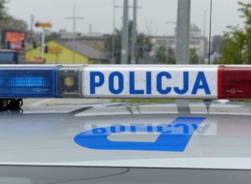 61-letni motocyklista zginął we wtorek po południu w miejscowości Gruszewnia w powiecie kłobuckim