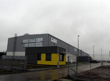 Zbudują nową halę przemysłową