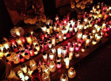 Również w Częstochowie odbył się marsz milczenia przeciwko przemocy i nienawiści