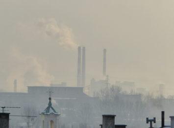 Zła jakość powietrza w Częstochowie