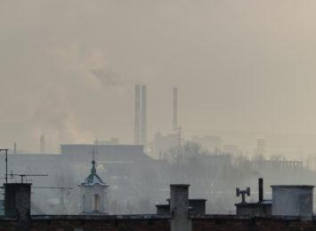 Częstochowa we mgle i smogu. Tak ma być do soboty (18.01)