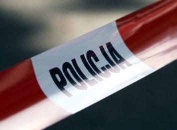 Trwa ustalanie okoliczności tragicznego zdarzenia, do którego doszło w Łobodnie