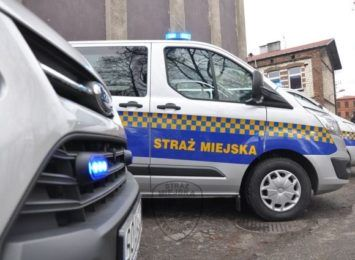 Strażnicy Miejscy po raz kolejny interweniowali w centrum miasta