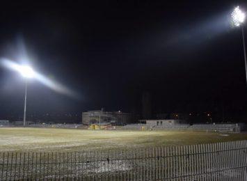 Co ze stadionem MSP Raków?
