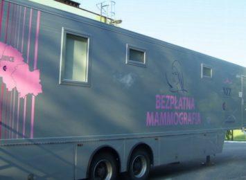 Mammobus po raz kolejny przyjedzie do Częstochowy