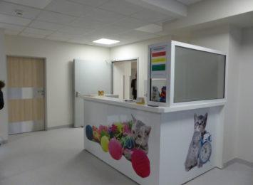 Oddział pediatryczny na Parkitce wygląda jak nowy