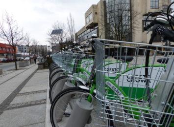 Mieszkańcy Żarek i Myszkowa doczekają się systemu rowerów miejskich
