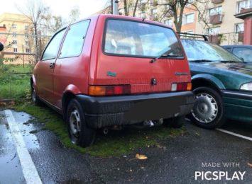 Z Częstochowskich parkingów znikają wraki samochodów