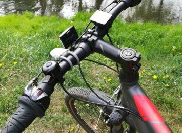 Kwietniowa pogoda i uruchomienie drugiego sezonu rowerów miejskich sprzyja rowerzystom