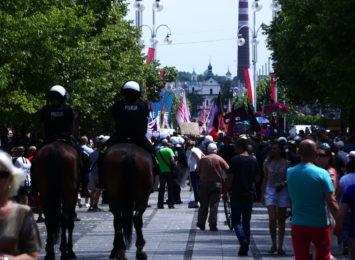 W niedzielę 16 czerwca w Częstochowie odbędzie się kilka zgromadzeń publicznych