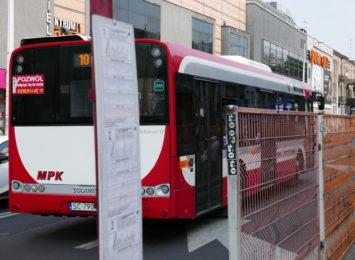 Kolejne zmiany w rozkładzie jazdy MPK w związku z remontami