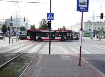Przebudowa linii tramwajowej w centrum miasta. Kolejna zmiana dla pasażerów MPK