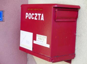 Poczta Polska w związku z koronawirusem zmieniła zasady funkcjonowania