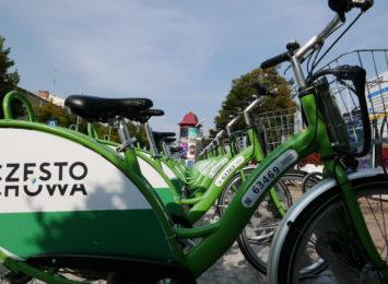 System Częstochowskiego Roweru Miejskiego oficjalnie zakończył drugi sezon
