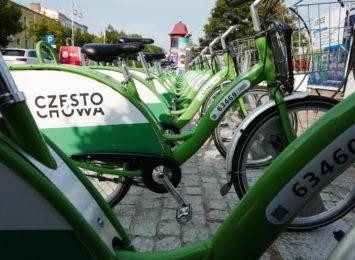 Z miejskich rowerów korzystać będziemy mogli do końca listopada!