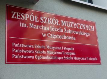 Zespół Szkół Muzycznych im. Marcina Józefa Żebrowskiego zaprasza na koncert!