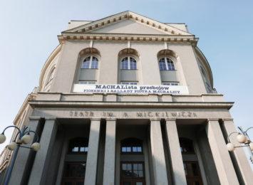 W czasach epidemii aktywni pozostają aktorzy Teatru im. Adama Mickiewicza