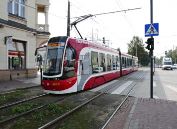 Na Północy tramwajów brak. Pracy przy torowisku też nie widać