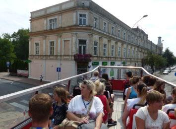 Londyńczyk po awarii znowu wozi turystów