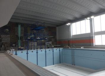 Zakończyła się przerwa techniczna w funkcjonowaniu pływalni przy al. Niepodległości