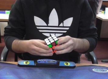 Mistrzowie kostki Rubika w MDK-u