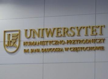 W czasie epidemii i zamknięcia placówek, częstochowski Uniwersytet im. Jana Długosza zaprasza na wirtualny spacer