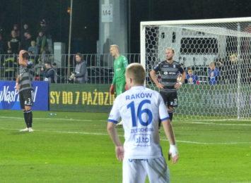 W trzy godziny wyprzedane zostały bilety na mecz Rakowa Częstochowa z Legią Warszawa