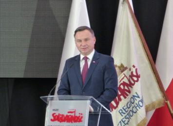 W najbliższy poniedziałek (25.02) prezydent Andrzej Duda odwiedzi nasz region