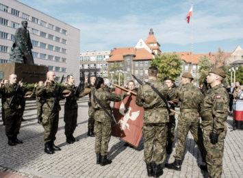 Żołnierze z 13 ŚBOT organizują akcję
