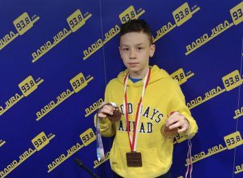 Młody częstochowski adept taekwondo z kolejnymi sukcesami na koncie